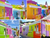 Bo-kaap, Cape Town in South Africa