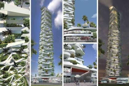 Oxygen Eco Tower