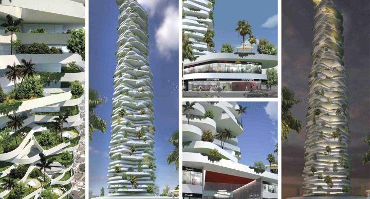 Oxygen Eco Tower