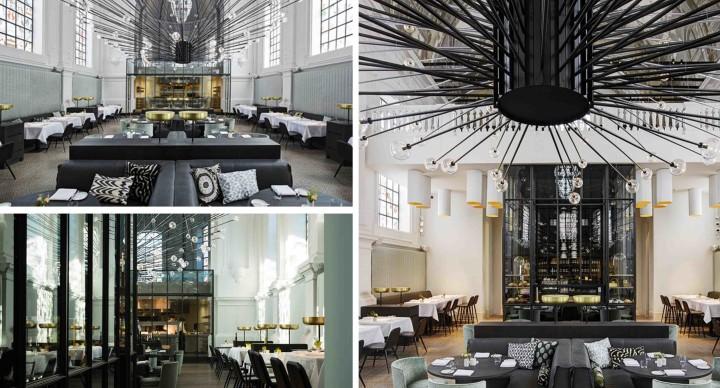 "Anversa: il ""fine dining meets rock 'n roll"" al The Jane restaurant."