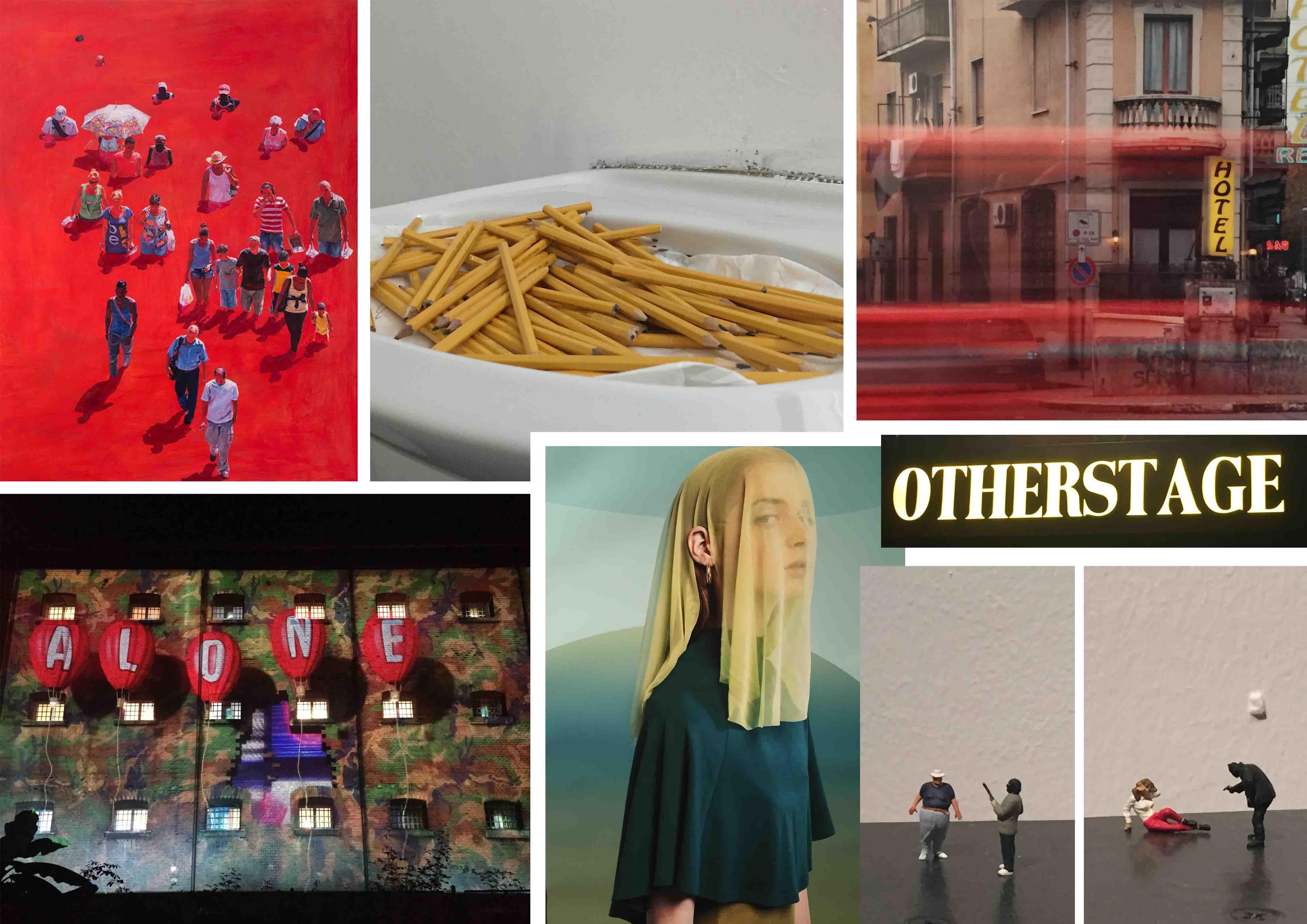The others torino trabocca d arte contemporanea for Torino contemporanea
