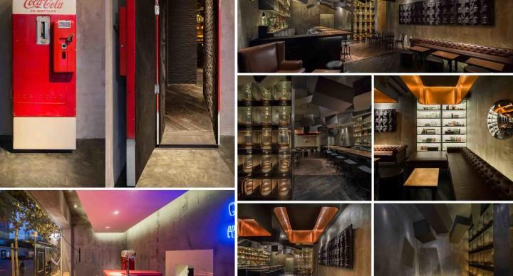 Shanghai: il distributore di CocaCola diventa magia in un bar-ristorante!