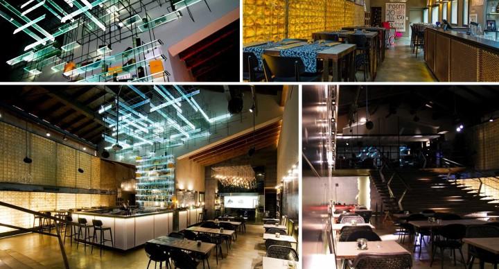 The Room, il ristorante a Milano dalle reminescenze industriali