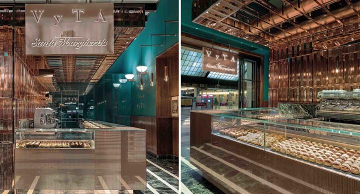 Luxury bakery, nuovo format che invade le stazioni italiane