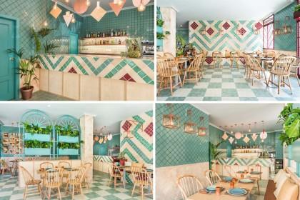 Albabel Restaurant nuovo locale in Spagna