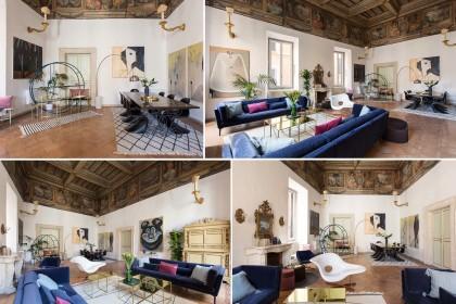 Costaguti experience a Roma