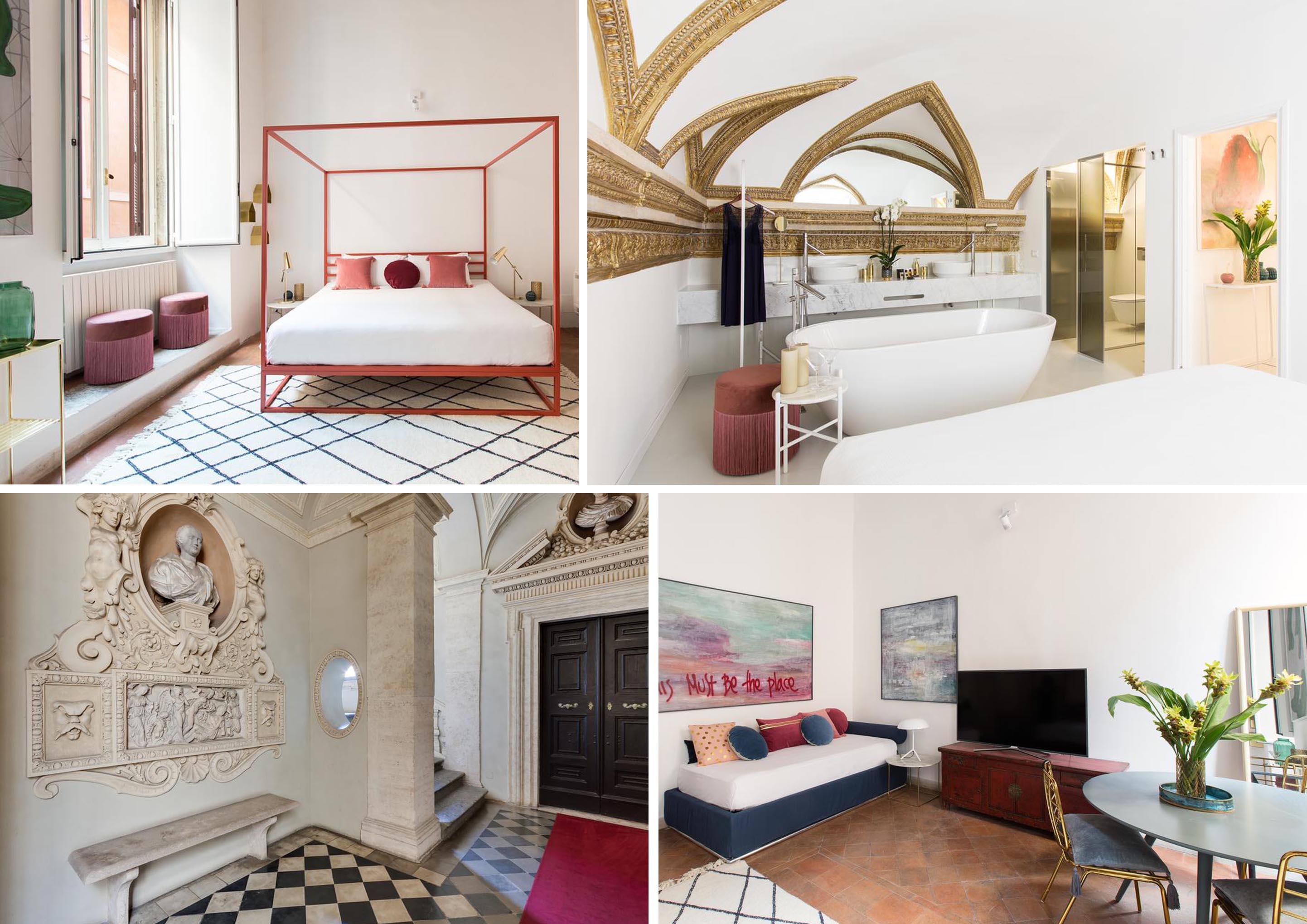 Costaguti experience nuovo hotel a Roma