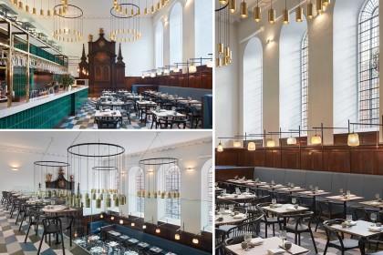Duddel's ristorante a Londra
