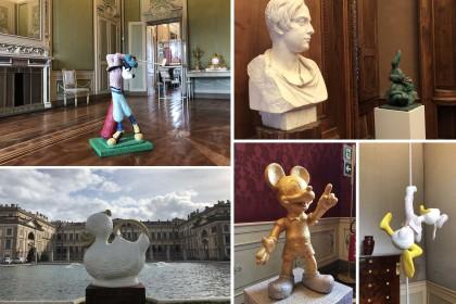 Sam Havadtoy Villa Reale a Monza
