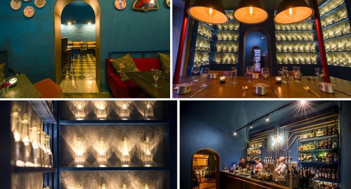 La Belle Epoque rivive nel Mazzini 30 Taverna