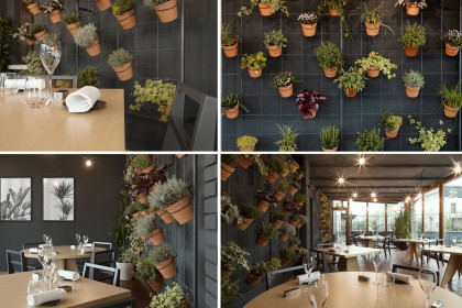 Bistrot green in Lombardia