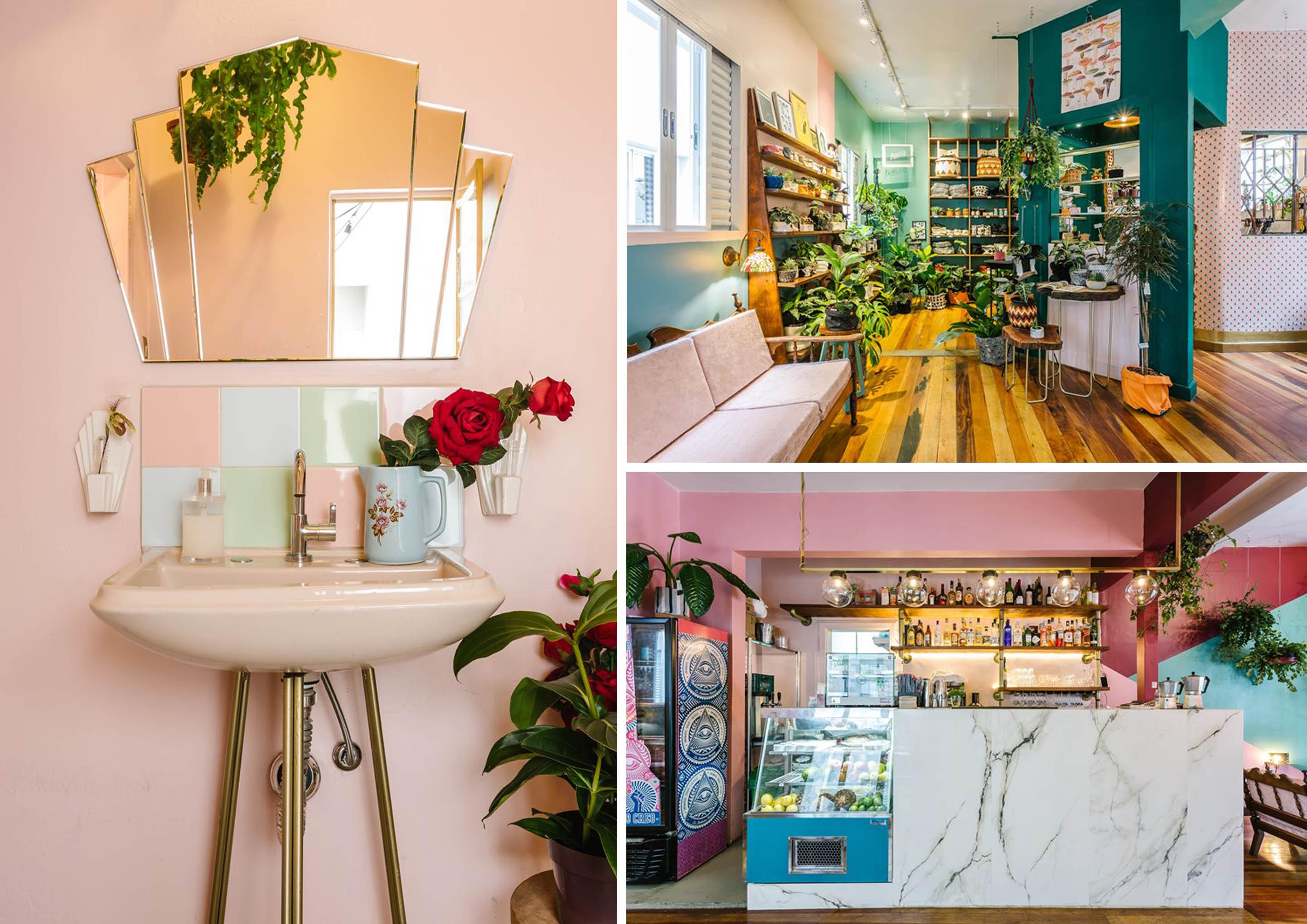 Botanique interior design