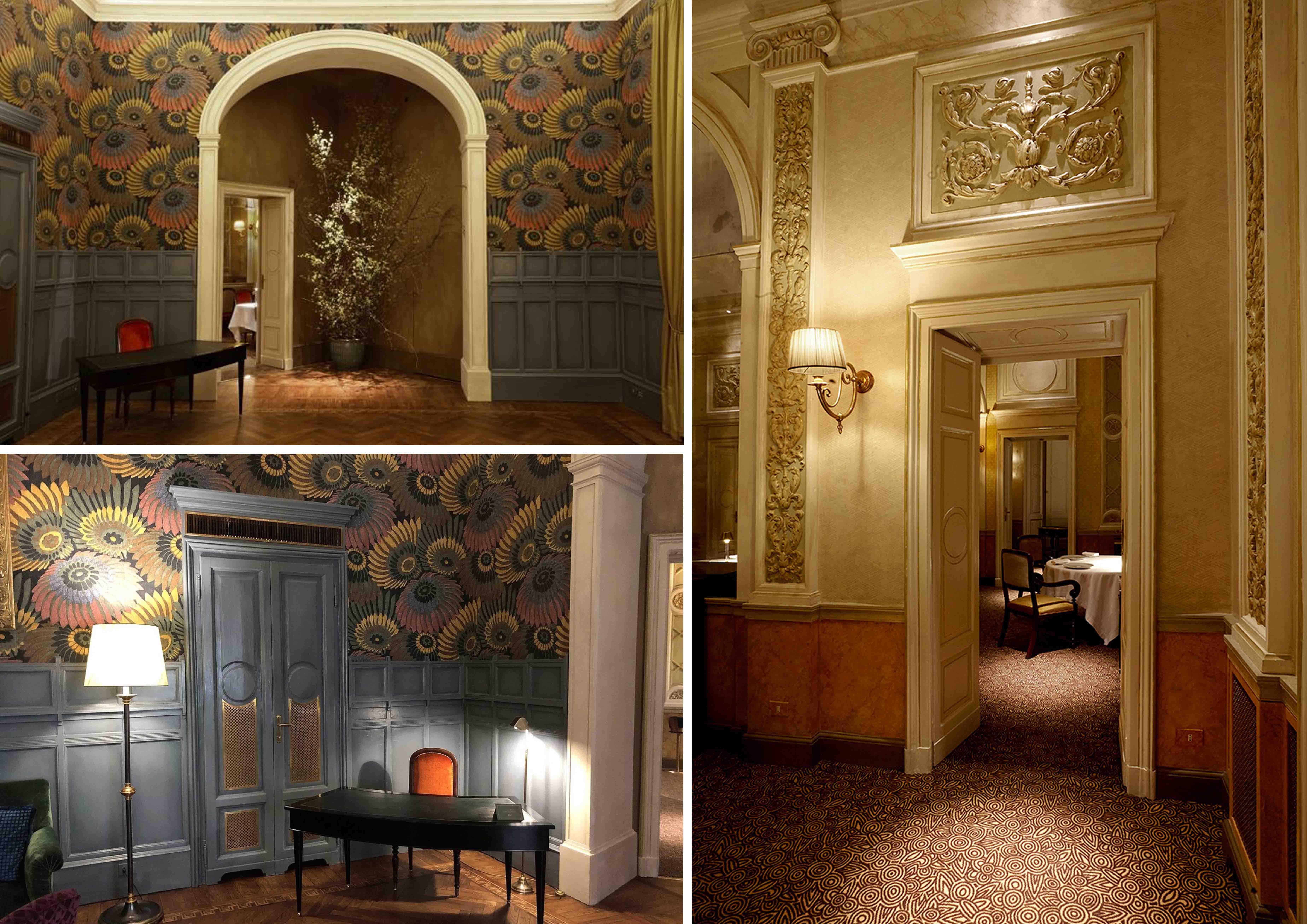 Architettura E Design galleria cracco, il nuovo ristorante condito con arte