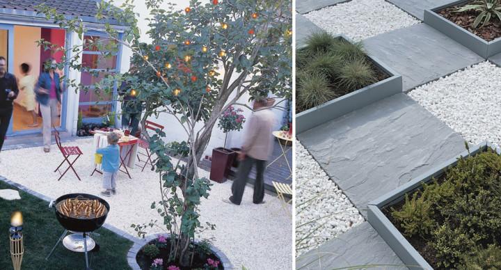 Progettare il vialetto da giardino