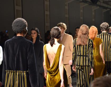 Sartorial Monk fashion show