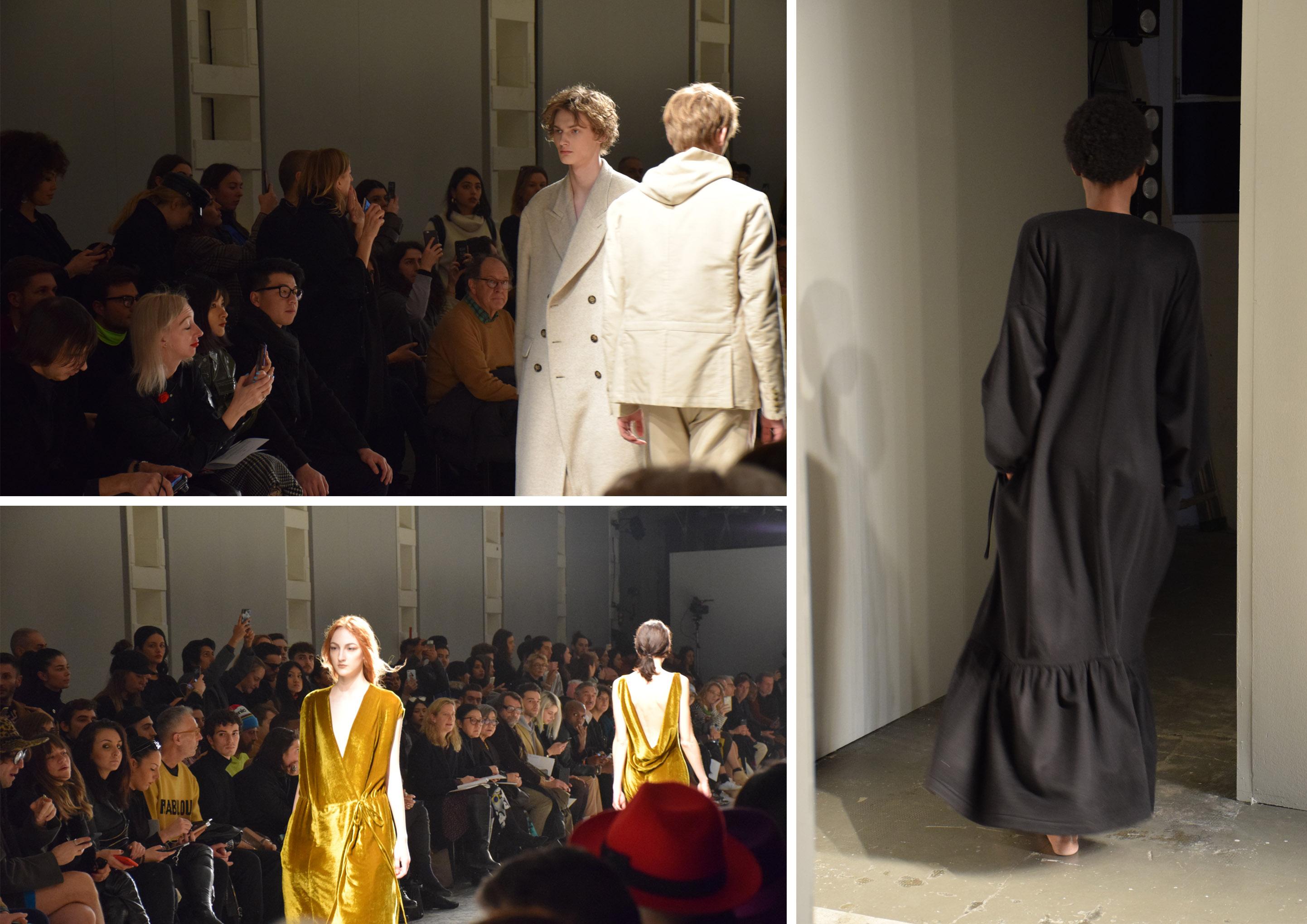 Sartorial Monk Milano Fashion Show
