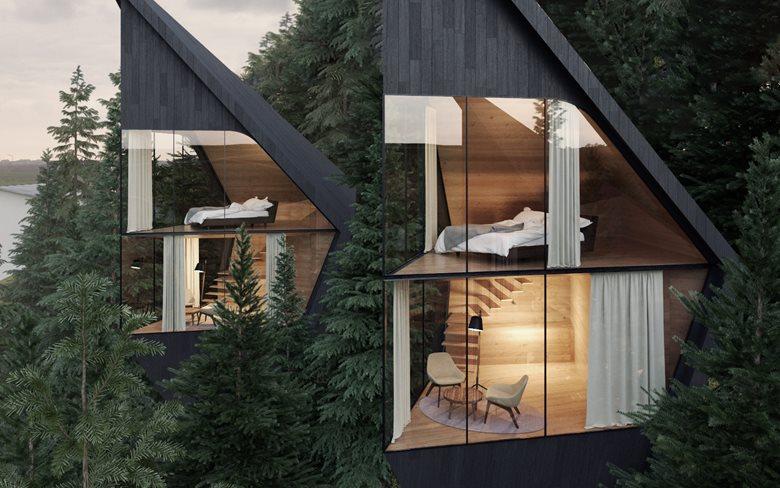 Hotel design nelle Dolomiti