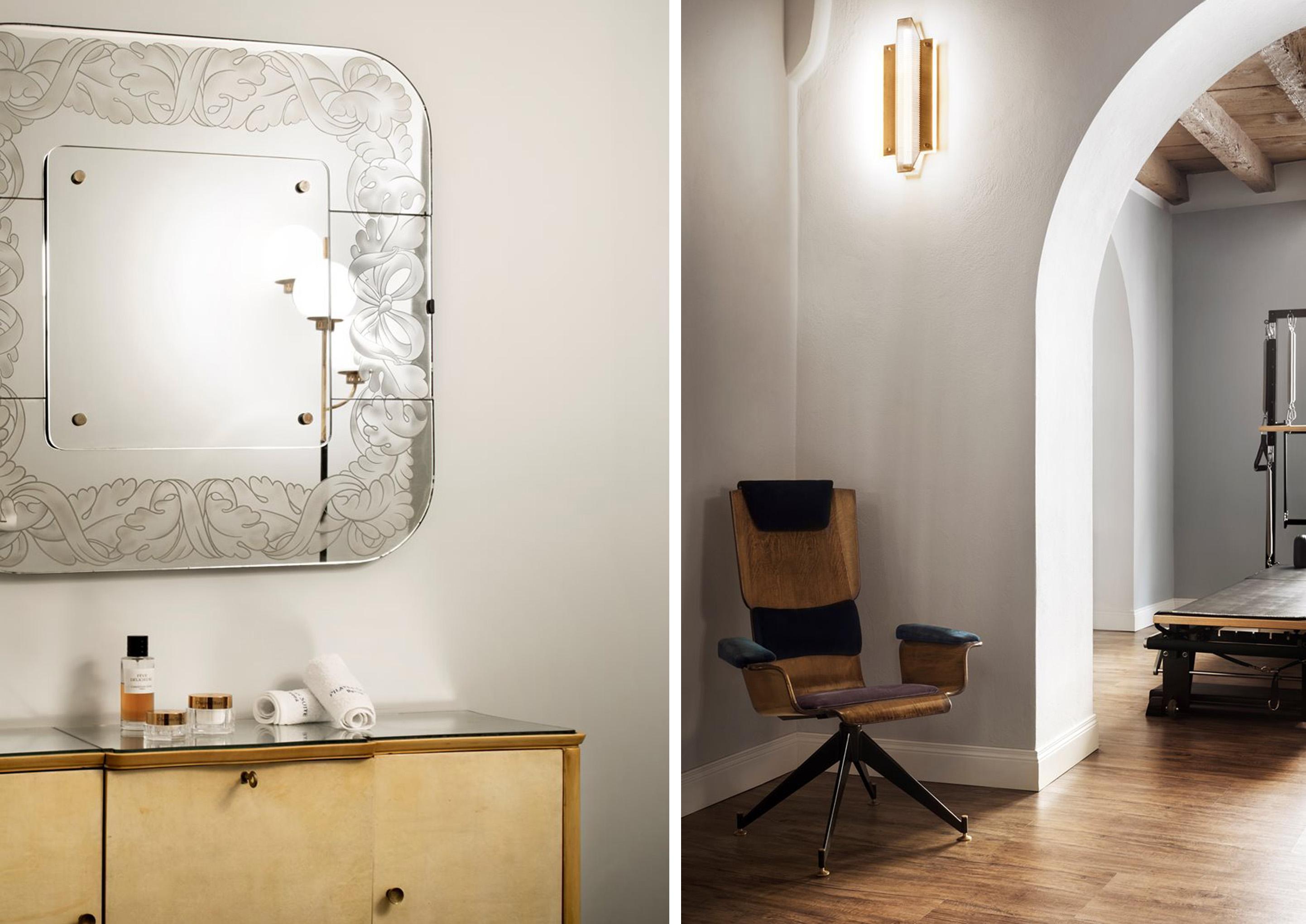 Boutique studio interior design