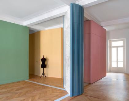 Casa Teatro, progetto di ristrutturazione a Torino