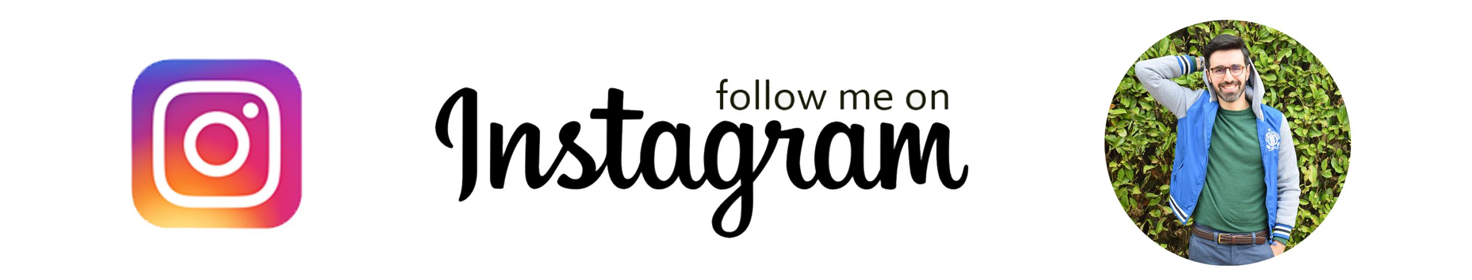 Follow me on istagram