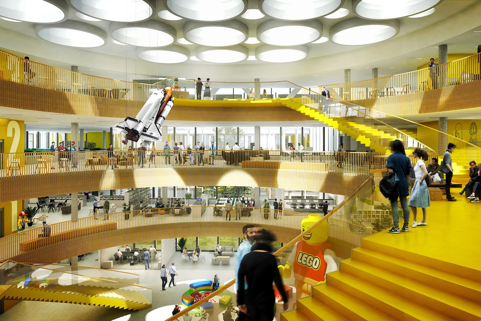 LEGO Campus Billund Danimarca