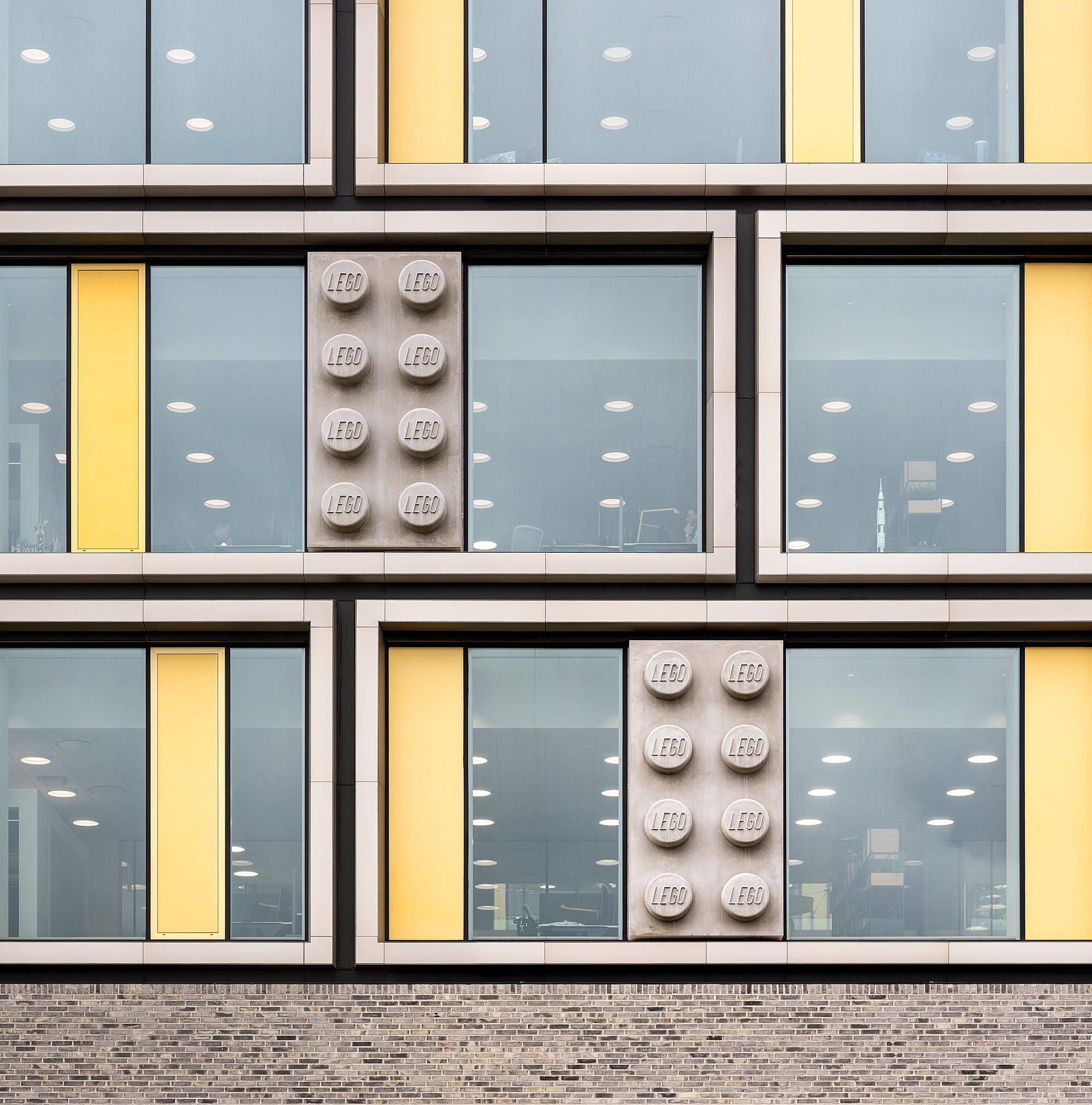 LEGO Campus facciata