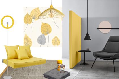 Ultimate Gray e Illuminating, colori Pantone 2021