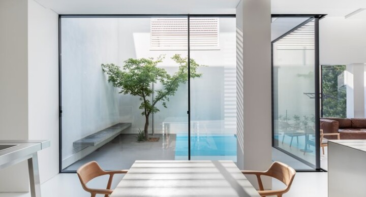 T House, la casa studio in stile giapponese